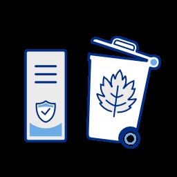 Buy a garden waste permit
